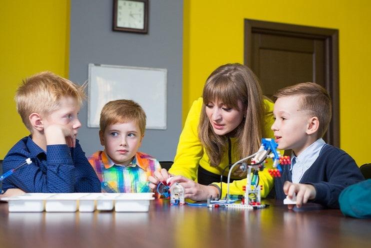 competencias educador infantil