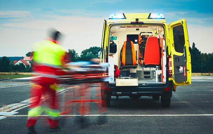 tecnico sanitario para ambulancias