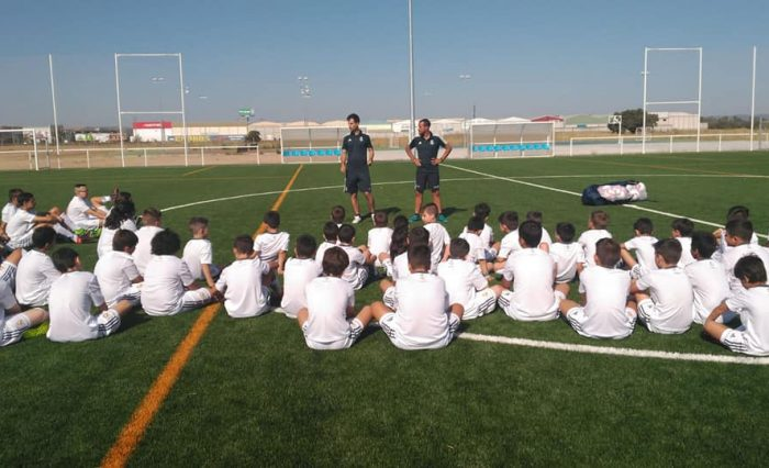 real madrid campus experience talavera