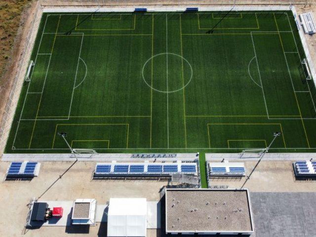 Ciudad Deportiva Ebora Formación 7 (Obras aéreas) (2)